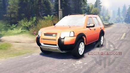 Land Rover Freelander для Spin Tires