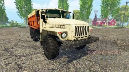 Урал 5557 для Farming Simulator 2015
