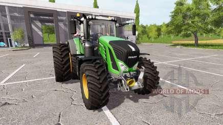 Fendt 930 Vario v1.0.0.2 для Farming Simulator 2017