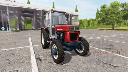 UTB Universal 445 DTC v1.1.1 для Farming Simulator 2017