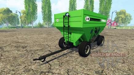 J&M 680 v2.0 для Farming Simulator 2015