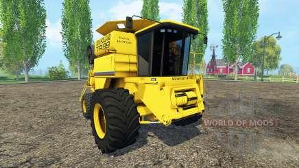 New Holland TR99 v1.4.2 для Farming Simulator 2015