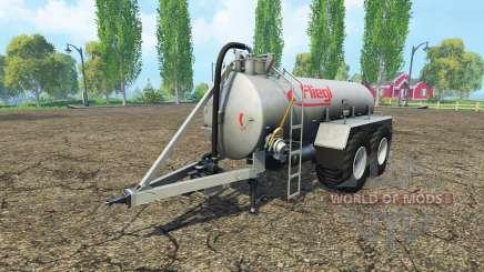 Fliegl VFW 14000 для Farming Simulator 2015