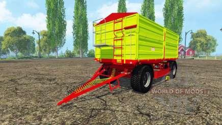 Schmidt tipper trailer для Farming Simulator 2015