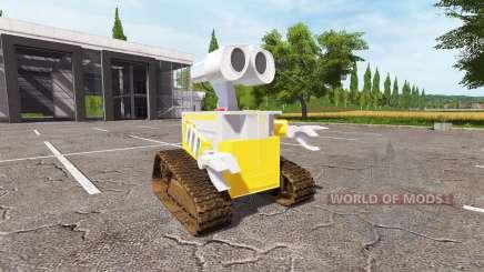 WALL-E для Farming Simulator 2017