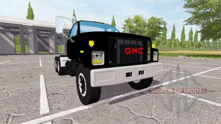 GMC C7500 TopKick Chassis Cab для Farming Simulator 2017