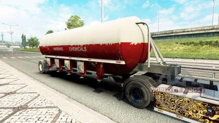 Сборник полуприцепов v2.0 для Euro Truck Simulator 2