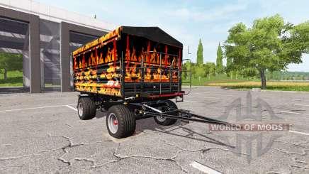 METALTECH DB 8 flame для Farming Simulator 2017