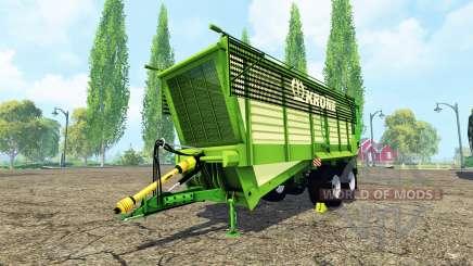 Krone TX 460 D v2.0 для Farming Simulator 2015