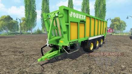 JOSKIN Drakkar 3-axis nogloss для Farming Simulator 2015
