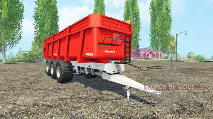 Brimont BB 24 TRD v2.0 для Farming Simulator 2015
