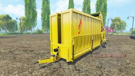 Fliegl Overload Station v1.2 для Farming Simulator 2015