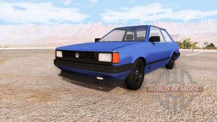 Volkswagen Fox 1989 v0.9 для BeamNG Drive