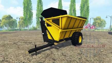 Oxbo для Farming Simulator 2015
