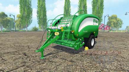 McHale Fusion 3 для Farming Simulator 2015