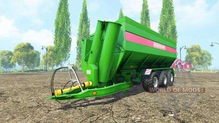 BERGMANN GTW 430 v2.0 для Farming Simulator 2015