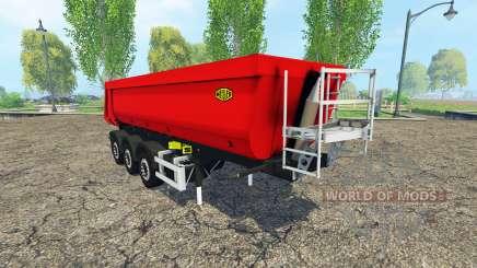 Meiller для Farming Simulator 2015