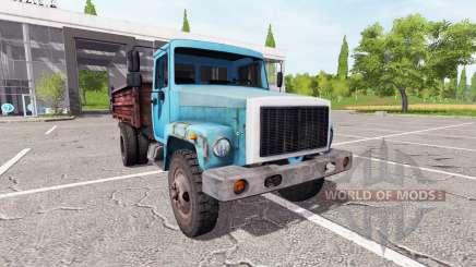 ГАЗ САЗ 35071 для Farming Simulator 2017