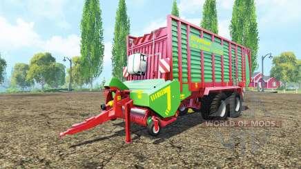Strautmann Tera-Vitesse CFS 4601 DO v2.1 для Farming Simulator 2015