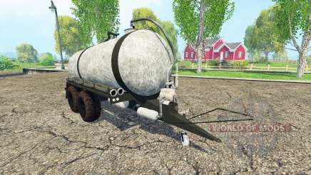 Fortschritt HTS 100.27 для Farming Simulator 2015