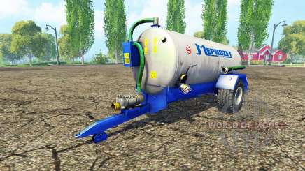 Meprozet Koscian PN 90-6 для Farming Simulator 2015