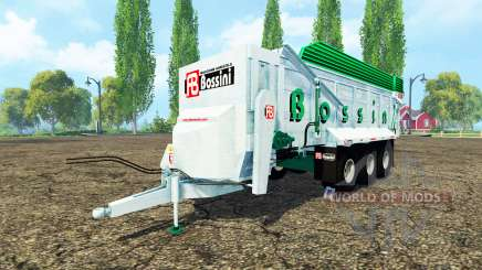Bossini SG200 DU 34000 для Farming Simulator 2015
