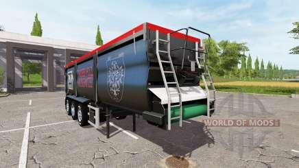 Krampe SB 30-60 TH для Farming Simulator 2017