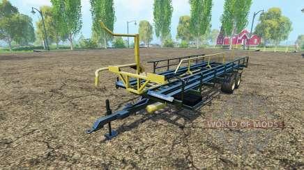 Ursus T-127 Plus v1.5 для Farming Simulator 2015