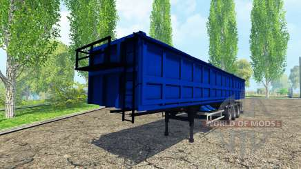 Tonar tipper semi-trailer для Farming Simulator 2015