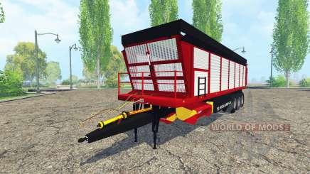 Forage trailer для Farming Simulator 2015