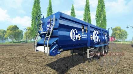Krampe SB 30-60 FC Schalke 04 для Farming Simulator 2015