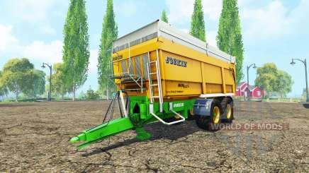 JOSKIN Trans-Space 7000-23 v2.0 для Farming Simulator 2015