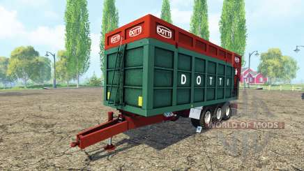 DOTTI Rimorchi MD 200-1 v2.0 для Farming Simulator 2015