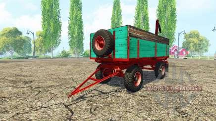 Auger wagons v1.31 для Farming Simulator 2015