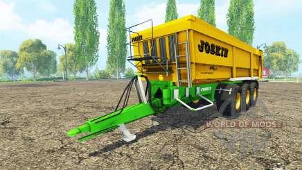 JOSKIN Trans-Space 8000-23 v4.0 для Farming Simulator 2015