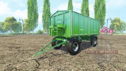 Krone Emsland v1.1 для Farming Simulator 2015
