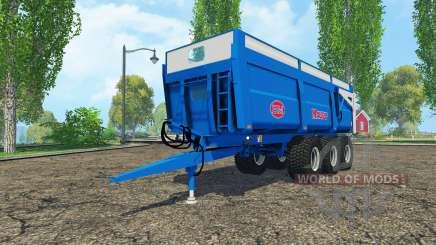 Maupu Evo 24000 для Farming Simulator 2015