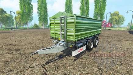 Fliegl TDK 255 v1.1 для Farming Simulator 2015