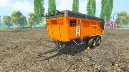 Dezeure D14TT для Farming Simulator 2015