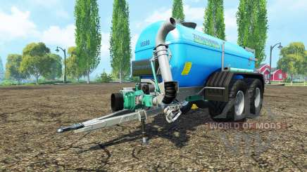 Zunhammer SKE water and milk для Farming Simulator 2015