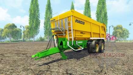 JOSKIN Trans-Space 7000-23 v3.0 для Farming Simulator 2015