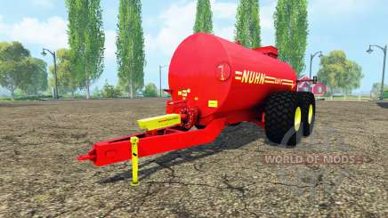 Nuhn Mugnum 5000 для Farming Simulator 2015