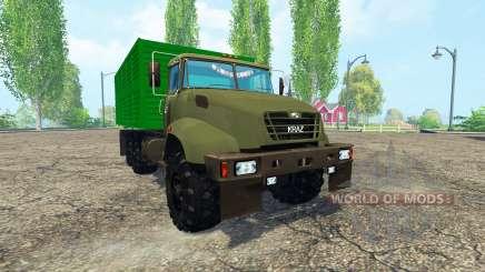 КрАЗ В18.1 для Farming Simulator 2015