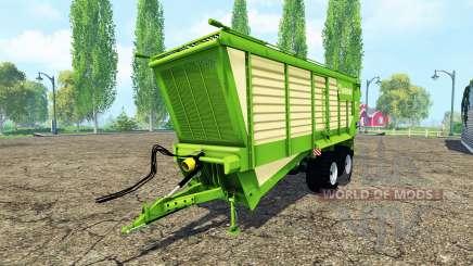 Krone TX 460 D для Farming Simulator 2015