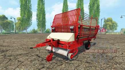 Krone Turbo 2500 для Farming Simulator 2015