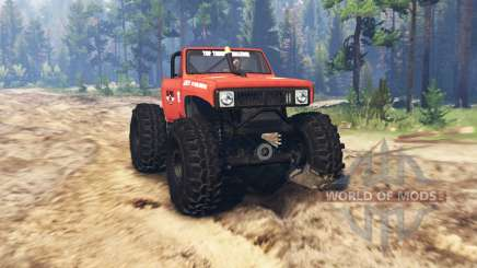 International Scout II TTC для Spin Tires
