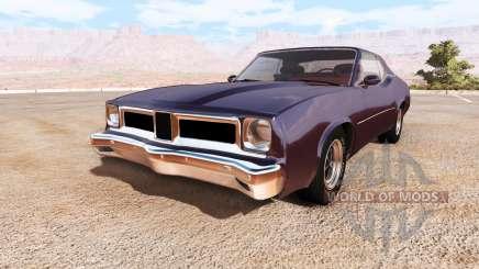 Mercury Cougar 1973 для BeamNG Drive