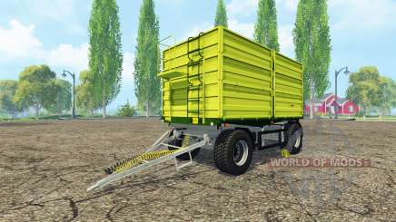 Fliegl DK 200-99 для Farming Simulator 2015
