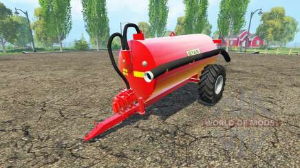 Star 1100 v2.0 для Farming Simulator 2015