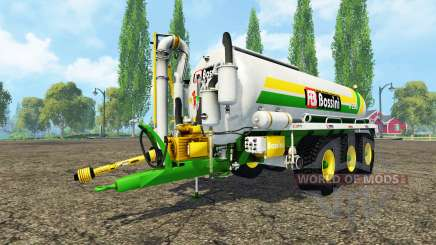 Bossini B200 v2.1 для Farming Simulator 2015